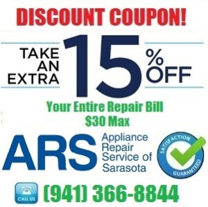 Sarasota Refrigerator Appliance Repair 15 Off